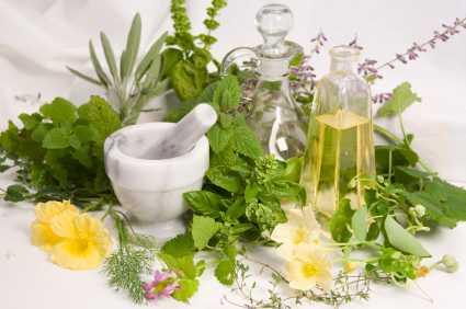 natuurlijke genezende kruiden